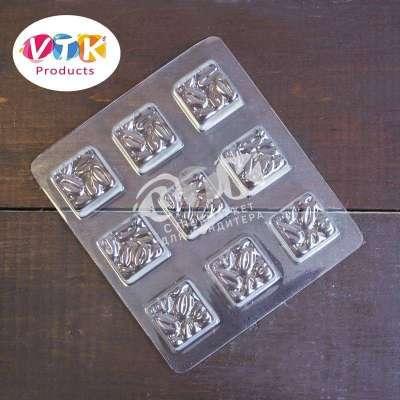 Формы для шоколадных конфет ОПТОМ от производителя ★ Интернет-магазин НПО ВТК Продактс